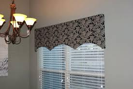 diy window valance no sew foam cornice kits