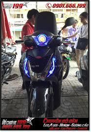 Độ đèn led audi cho xe máy honda SH VN 2012 2013 2014 2015 2016 125i 150i  đẹp mắt đẳng cấp tại HCM Q4 2006-2016 | New Technology Training Center -  NTTC Education