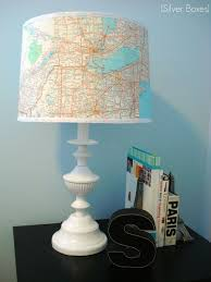 map lamp shade outstanding cool ideas
