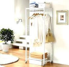 bedroom clothes stand