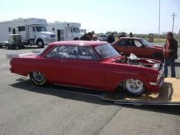 1964 Chevrolet Nova Drag Racing Race Car Chevy II Hot Street Rod ...