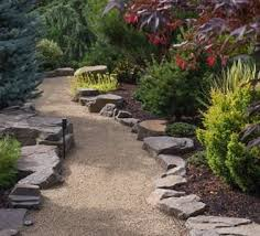 Small Picture 18 best landscape rain garden dry riverbed images on