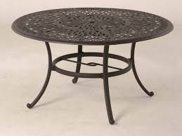 awesome round patio table cover with umbrella hole patio 61 round patio table round outdoor table