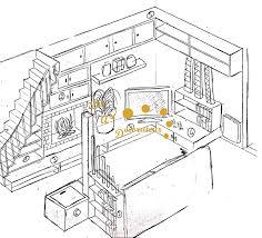 Dessin D Interieur De Maison Estein Design Con Dessin De Maison