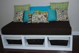 screws will prevent wiggling and make the bed last longer but are more difficult to build with if you are adding drawers it is crucial that you build a building frame day bed