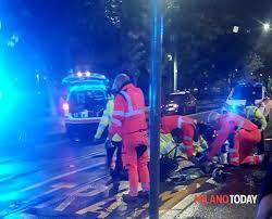 Milano, morto il motociclista travolto da una guardia giurata ...