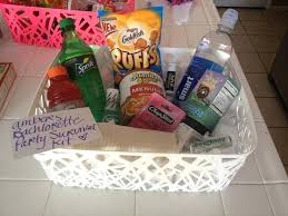 bachelorette gift basket best images on single men for bride bachelorette gift basket