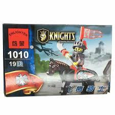 Набор фигурок <b>Enlighten</b> Brick 1010 — стоит ли покупать ...