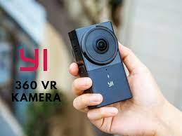 YI 360 VR Kamera İncelemesi: 360 Derece Kamera ile Canlı Yayın