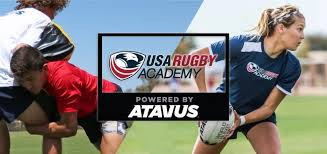 usa rugby academy powered by atavus announced for spring summer 2018