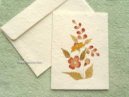 Flower Pressed Paper Wholesale Greeting Cards With Pressed Flowers Jedicreations