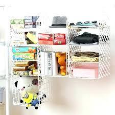 target storage rack shelf hanging closet organizer plastic storage shelves hanging closet shelves storage holder wardrobe