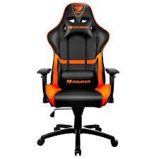 Купить <b>Кресло компьютерное</b> игровое <b>Cougar</b> ARMOR Black ...