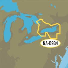 Lake Ontario Chart C Map 4d Local Chart Lake Ontario And Trent Severn Waterway