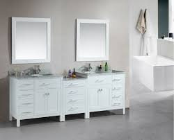 bathroom double sink cabinets. Design Element London 92\ Bathroom Double Sink Cabinets I