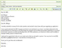 sample email for sending resume write up a resume