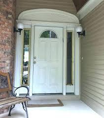 front door with single sidelight door with sidelights large size of entry door with one sidelight