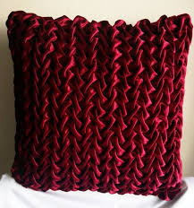 maroon decorative pillows. Plain Decorative Image 0 On Maroon Decorative Pillows