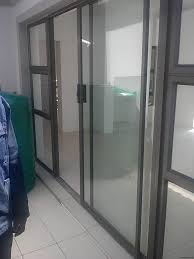aluminium sliding doors repairs pretoria