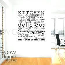 kitchen vinyl wall art kitchen wall art sticker kitchen words wallpaper single word wall decals vinyl