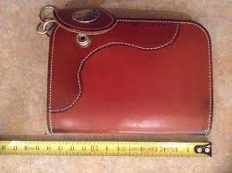 made by leather goods connection had very little use 40 posted