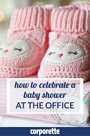 Can You Hold a Baby Shower at the Office?