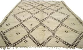 consigned vintage beni ourain moroccan rug 6 x 8 10 southwestern area rugs by esmaili rugs and antiques inc