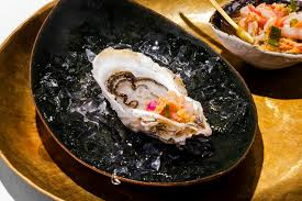 Oysters with Pikliz Recipe - Edouardo ...