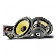 focal es 165k elite k2 power series 6 3 4 component speaker system