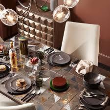 lubna furniture. lubna chowdhary tiled dining table furniture