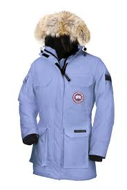 Women s Canada Goose Expedition Parka Arctic Frost