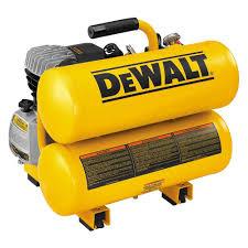 dewalt compressor. dewalt 4 gal. portable electric air compressor dewalt home depot