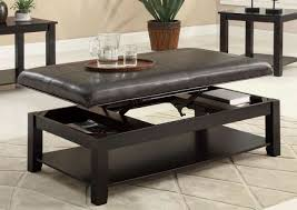 lovely lift top ottoman coffee table for glass coffee table with drawers lift top coffee table