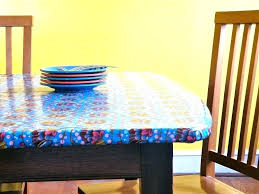 60 inch round vinyl tablecloth tablecloths awesome dining room for with elastic square x 84 oblong