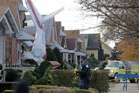 Cargo Home Chicago Small Cargo Plane Crashes Into Chicago Home