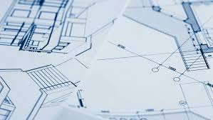 architecture blueprints. Architecture Blueprints - HD Stock Footage Clip