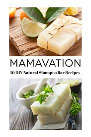 looking for recipes for natural diy shampoo bars it s a great non toxic way
