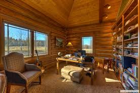 pleasant luxury home offices home office. Worthy Log Cabin Offices 19 About Remodel Modern Small Home Decoration Ideas With Pleasant Luxury Office