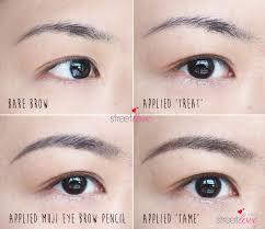 elf eyebrow kit tutorial. elf eyebrow kit review how i fill in my eyebrows tutorial