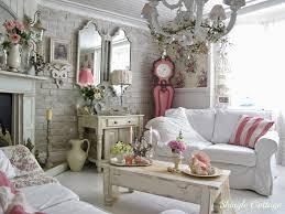 Romantic Living Room Decorating