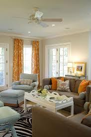 Orange And Blue Living Room Decor 107 Best Images About Brown Bedroom Ideas On Pinterest Blue