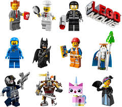 Small Picture Lego Movie 11 Characters Decal Removable Wall Sticker Home Decor