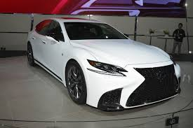 2018 lexus 250. wonderful 2018 2018 lexus ls fsport joins 500h in new york and lexus 250 c