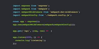 Setting up a minimal Node environment with Webpack and Babel - DEV ...