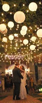 decoration paper lanterns light party