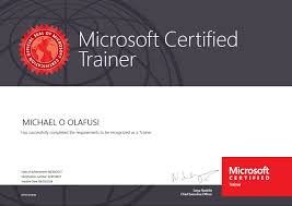 Microsoft Cert Voucher Finally I Am Now A Microsoft Certified Trainer Mct