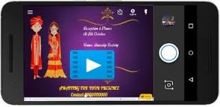 Free Indian Invitation Cards Video Maker Online Invitations With