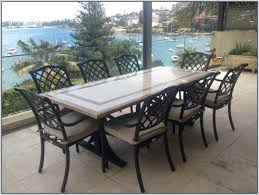 tile patio table top furniture tiled gallery decoration ideas diy
