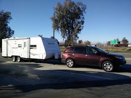 Share my recent MDX towing(travel trailer) experience - Acura MDX ...