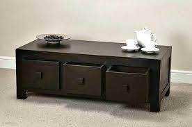 square coffee table with drawers coffee table with drawer small square coffee table with storage coffee